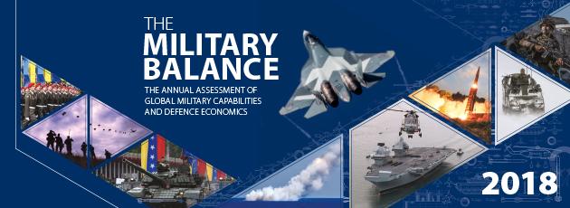 Military Balance обложка